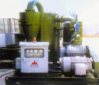 点击查看详细信息<br>标题:Vacuum abrasive recovery system 阅读次数:2105