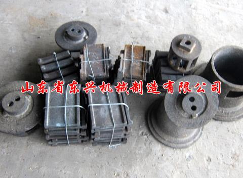 点击查看详细信息<br>标题:Shot blasting machine wear-resistant castings 阅读次数:1428