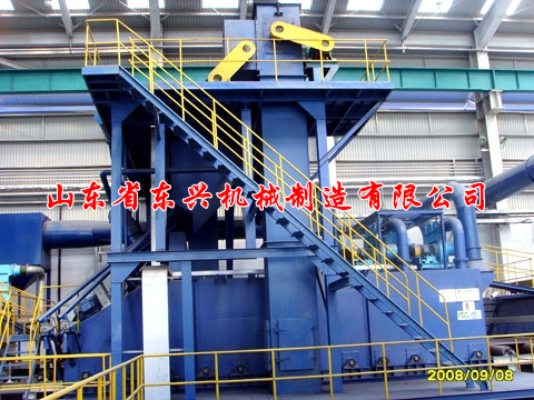 点击查看详细信息<br>标题:Steel plate pretreatment shot blasting machine 阅读次数:1447