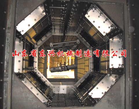点击查看详细信息<br>标题:Hanging chain ring rail through shot blasting machine 阅读次数:1371
