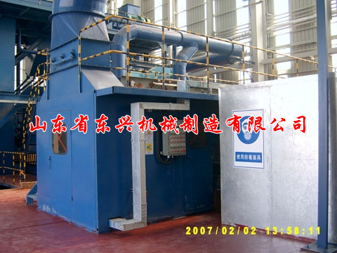 点击查看详细信息<br>标题:Steel plate pretreatment shot blasting machine 阅读次数:1416