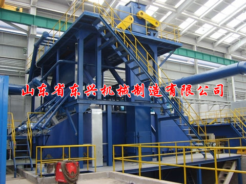 点击查看详细信息<br>标题:Steel plate pretreatment shot blasting machine 阅读次数:1468