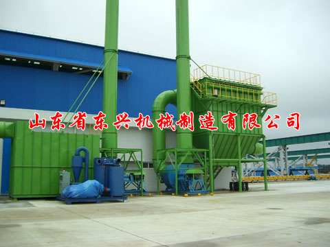 点击查看详细信息<br>标题:Steel plate pretreatment shot blasting machine 阅读次数:1369