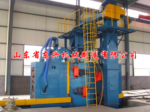 点击查看详细信息<br>标题:Steel structure profiles shot blasting machine 阅读次数:1406
