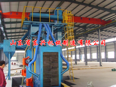 点击查看详细信息<br>标题:Steel structure profiles shot blasting machine 阅读次数:1415