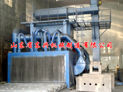 点击查看详细信息<br>标题:Steel structure profiles shot blasting machine 阅读次数:1591