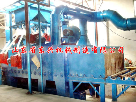 点击查看详细信息<br>标题:Steel structure profiles shot blasting machine 阅读次数:1563
